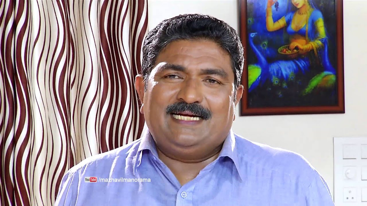 Manjurukum Kaalam   Nadesan Clash with Vijayan!!!   Mazhavil Manorama