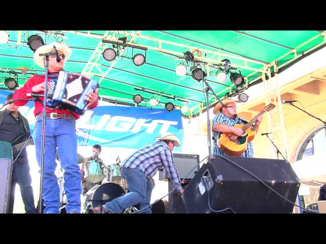 Juan Abrigo y Tejano Fire @ Tejano Fan Fair 2013 in San Antonio,Tx. Video 2