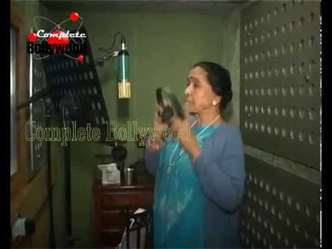Asha Bhosle & Bappi Lahiri Do Song Recording For Tv Serial 'mahasati Maina Sundari' Part 2 video