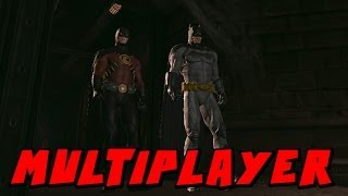 Batman Arkham Origins Multiplayer Randomness
