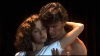 patrick swayze  dirty y dancing parte 1 latino 1987 patrick descansa en paz R.I.P.