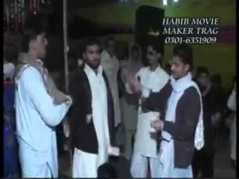 shakeel and jameel shadi program atta muhammad niazi in kotchandna...