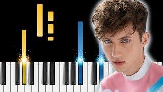 Download Lagu Troye Sivan - My My My! - Piano Tutorial / Piano Cover Gratis STAFABAND