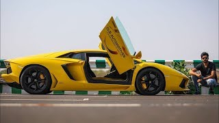 Lamborghini Aventador - Naturally Aspirated V12 | Faisal Khan