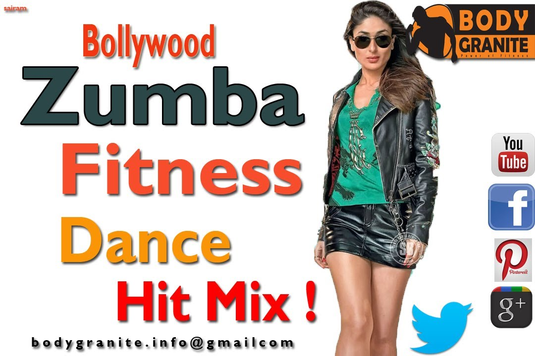 Zumba Bollywood Hit Dance Mix 2014, Zumba Fitness Classes ...