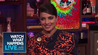 Priyanka Chopra Chooses Between The Rock And Zac Efron | WWHL