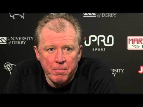 DERBY COUNTY Vs CHESTERFIELD | Steve McClaren Pre-Match