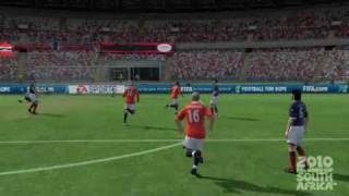 FIFA World Cup 2010 Virtual Pro