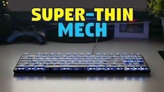 Keychron K1 Slim Wireless Mechanical Keyboard - Unboxing & Review