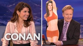 Marisa Tomei Has Become A Skateboard
