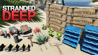 INSANE LOOT! Stranded Deep S3 Episode 2