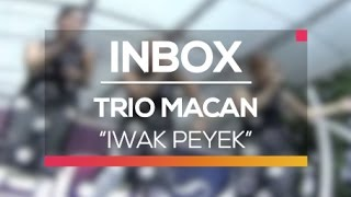 Trio Macan Iwak Peyek Live On Inbox