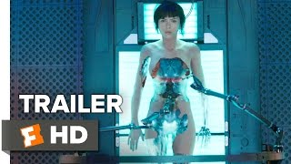 Ghost in the Shell Official Trailer 1 2017  Scarlett Johansson Movie