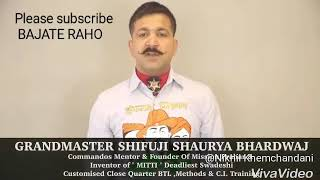 Shifuji best dialogues for indian army/ best army whatsapp status