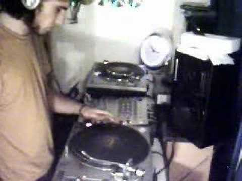 DJ The Fluff @ Home 6 Part 1