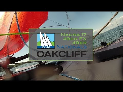 Oakcliff NACRA 17, 49er, 49erFX National Championships - Sunday