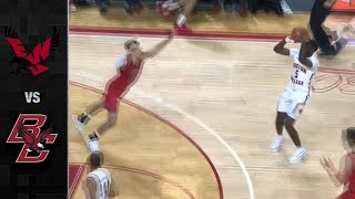 Eastern Washington vs. Boston College Men's Basketball Highlights (2019-20)