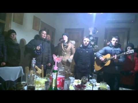 Сучасні українські колядки