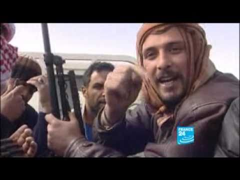 Exclusive: France 24 Reporters from the front line in Libya