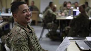Changes to U.S. Army Basic Leader Course Implemented in Kuwait