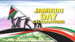 LIVE President Kenyatta leads Kenya in Jamhuri Day celebrations