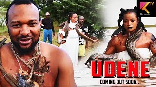 UDENE - The Making - Part 1. Uche Ogbodo took on a Python for this Film. Watch how she did it.