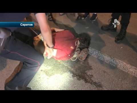 В Саратове пьяный водитель пригрозил убить себя, если его авто эвакуируют