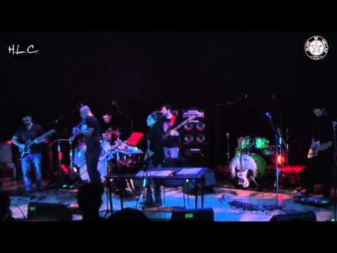 made by grey (GR) live concert [09.11.2014, Στέγη Γραμμάτων και Τεχνών]