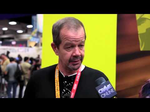 Comic-Con 2012 - Darwyn Cooke