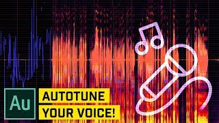 Autotune Your Voice (SINGING) in Audition CC