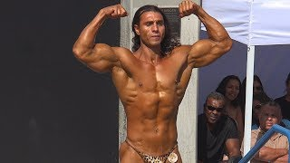 The Tarzan of Bodybuilding Posing Routine