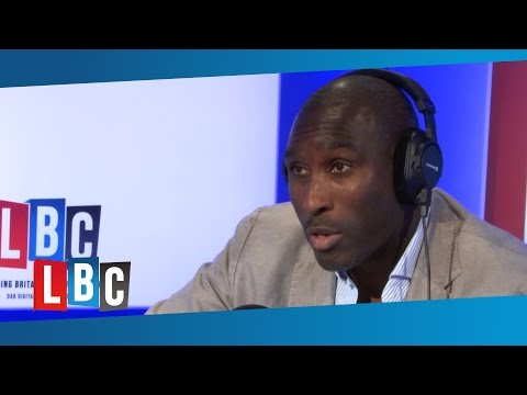Sol Campbell: Will He Stand For Parliament?