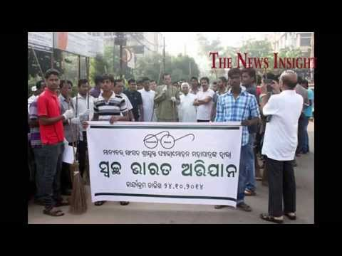 Swachh Bharat Campaigns at Bhubaneswar