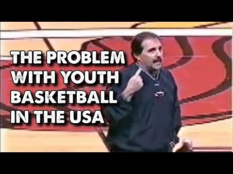 Stan Van Gundy On The Problem With Youth Basketball In The Usa video