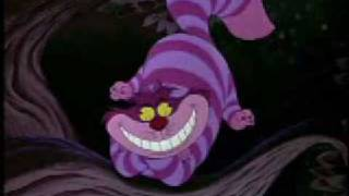 Alice In Wonderland- The Cheshire Cat