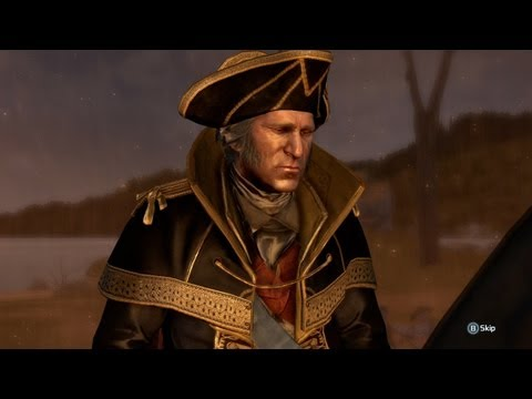 GameSpot Reviews - The Infamy - AC III: The Tyranny of King Washington