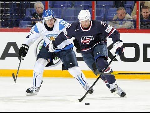 США-Финляндия 5:1 Обзор игры