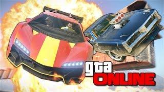 GTA 5 Online (PC) - Жесткие рампы! #149
