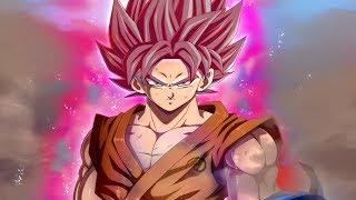 The True Power Of Super Saiyan God Goku