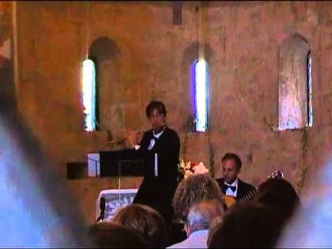 Francesco Molino: Notturno n. 2 - Sergio Zampetti, flauto - Luigi Verrini, chitarra