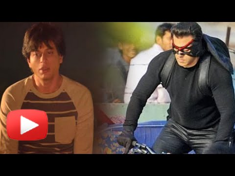 Shahrukh Khan's Fan Dialogue Inspired By Salman Khan's Kick
