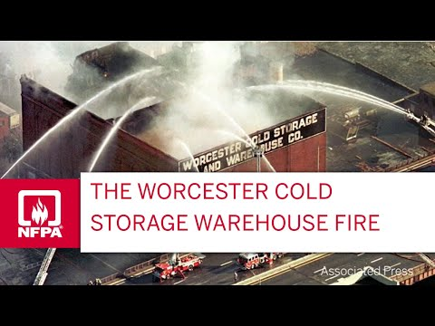 The legacy of the Worcester cold storage fire