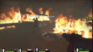 Left4dead 2 Gameplay