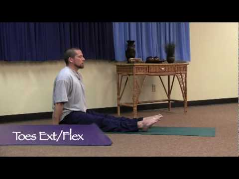 Online Yoga Lesson 2 of 6 with Charles Lohman