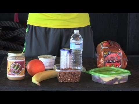 Healthy, Packed Breakfast : Fitness & Nutrition