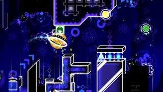 retention easy: By TheTechyCookie (Geometry Dash)