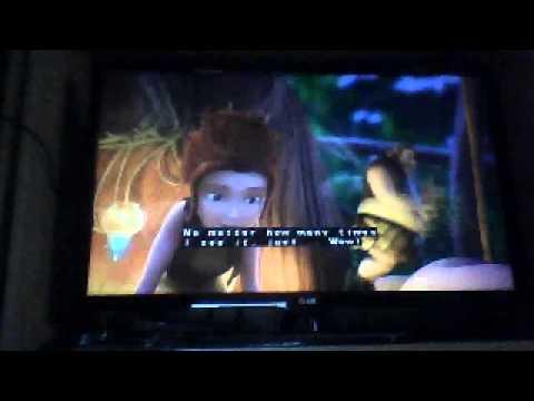 pelicula de tinkerbell hadas piratas 1(part)