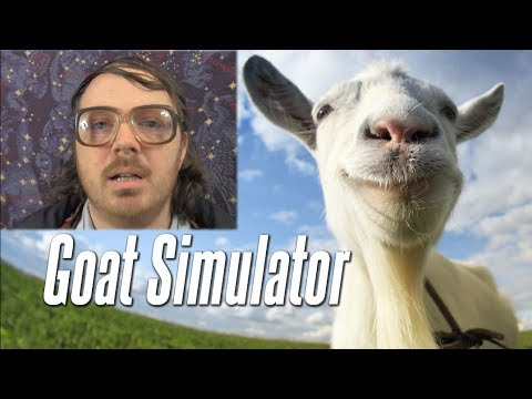 Goat Simulator (with Hal Thompson)