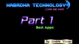 7 use full best apps  in Amharic new video part 1