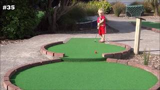 28 Mini Golf Holes In One